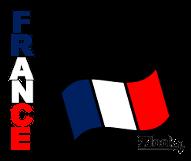Nos stickers sont fabriqués en France (autocollants 100% français).