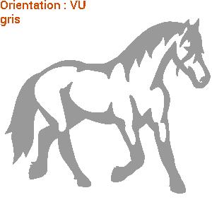 ATOMIStickers club équitation monter à cheval signalétique carrière chevaux vinyle petit prix qui court.