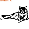 Atomistickers permet de décorer votre maison avec des chats.