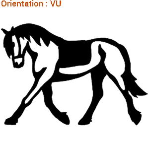 Au pas, au trot, au galop : zlook cheval a tous les stickers !