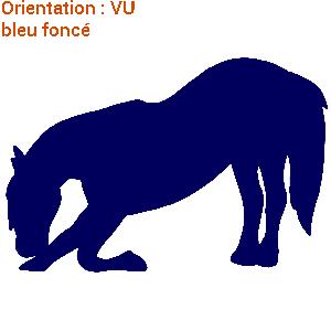 Zlook créateur de stickers chevaux.