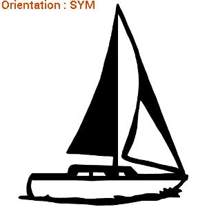 Les immatriculations pour voiliers sont disponibles sur atomistickers.