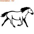ATOMIStickers pour pension pour chevaux (autocollants pub de votre club cheval).