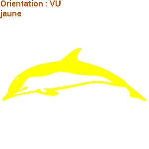 Voir les autres choix de sticker dauphin sur atomsitickers.