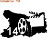 Zlook cinéma sticker département