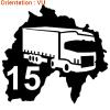 Sticker pour camion par zlook camionneur.