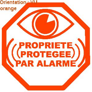 Propriété privée à afficher à l'extérieur avec les stickers zlook