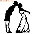Montrer lui votre amour avec un sticker mariage.