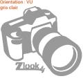 Zlook appareil photo : décorez votre salle de projection avec les autocollants cinéma.