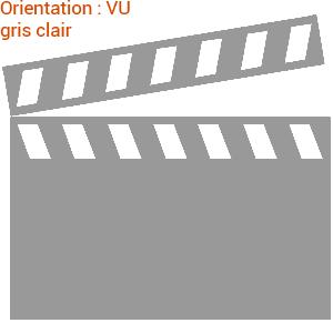 Choix d'autocollants cinéma avec atomistickers