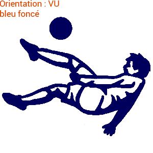 Stickers football : marquer un but à l'Euro avec zlook.