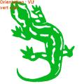 Acheter un autocollant salamandre sur zlook.fr !