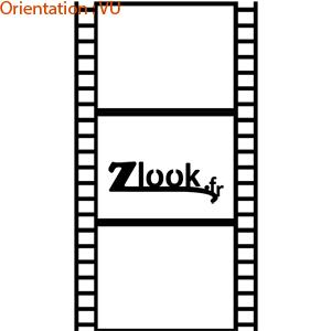 Cette pellicule est un sticker pour faire un cadre photo (atomistickers).