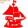 Pirate à l'abordage : décorer une chambre d'enfants avec zlook.