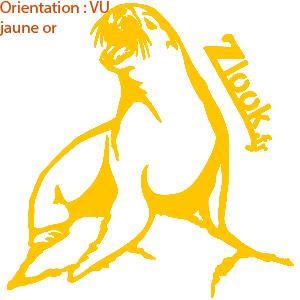 Les otaries sont les stars de l'animation sur atomistickers.